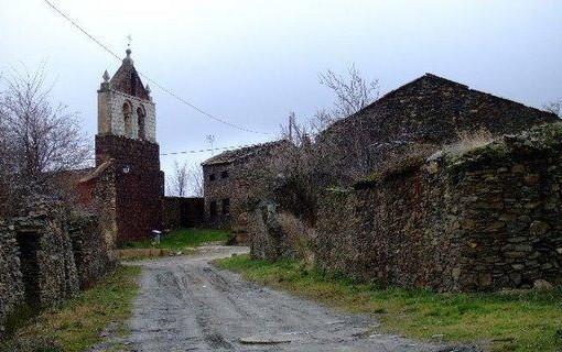 Pueblo abandonado