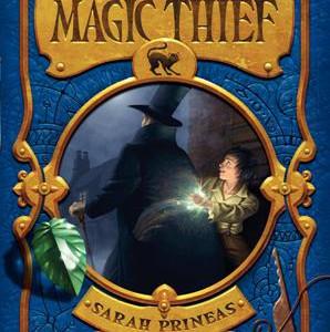 El ladrón mago, de Sarah Prineas