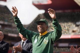 Clint Eastwood, Mandela e Invictus