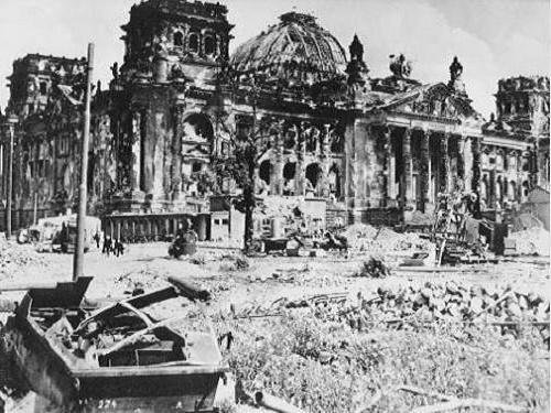 Berlin en 1945