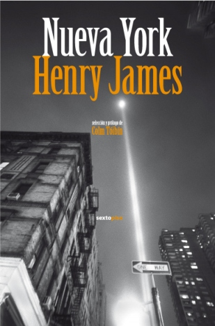 Nueva York, Henry James