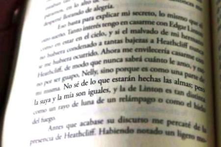 Cumbres borrascosas, de Emily Brontë