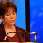 Isabel Allende recibe otro premio, esta vez en Odense