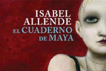 El cuaderno de Maya, de Isabel Allende