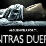 Mientras duermes, la novela de Alberto Marini