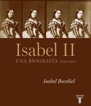 Libro sobre Isabel II