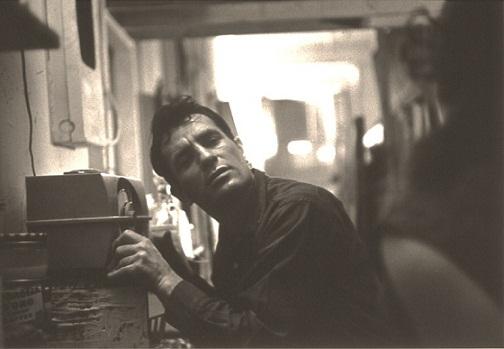 El Mar es mi hermano, Jack Kerouac