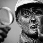 La nueva novela de Sherlock Holmes