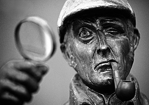 La casa de seda Sherlock Holmes