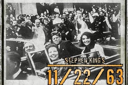 Sorpresa por 11/22/63, lo nuevo de Stephen King