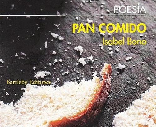 Pan Comido, Isabel Bono, poesia