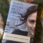 En tiempo de prodigios, de Marta Rivera de la Cruz