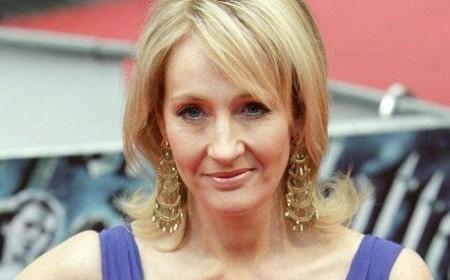 J K Rowling y su próximo libro lejos de Harry Potter