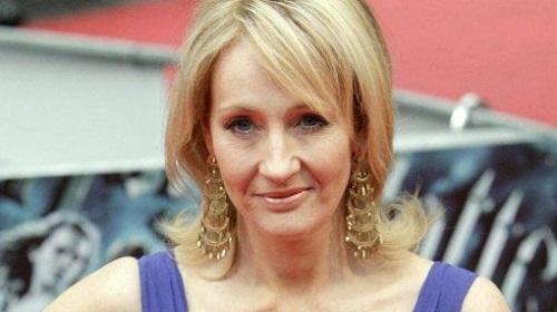 J K Rowling, Harry Potter