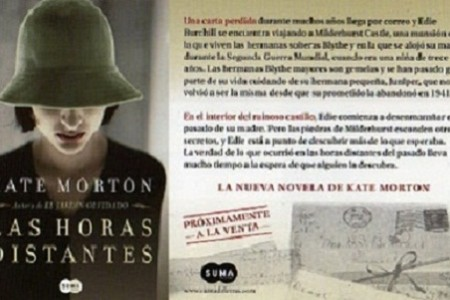 Las horas distantes, de Kate Morton