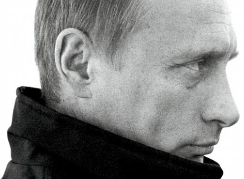 El hombre sin rostro, Vladimir Putin, Masha Gessen
