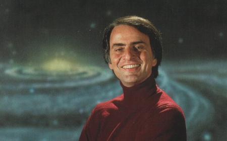 Carl Sagan, el gran divulgador de la Ciencia