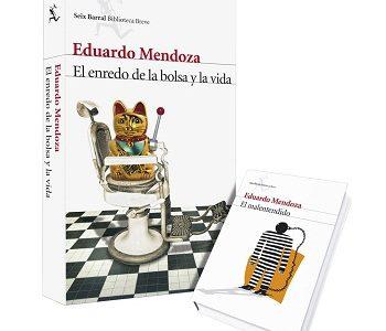 Eduardo Mendoza y El enredo de la bolsa y la vida
