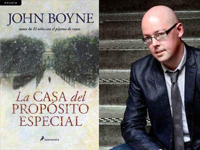 La casa del propósito especial, de John Boyne