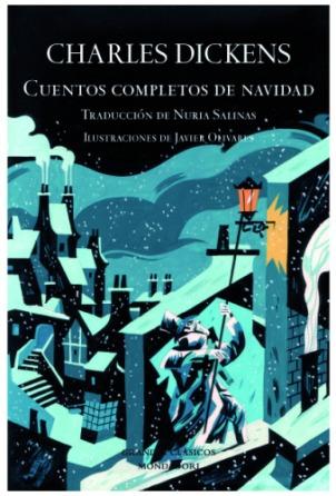 Cuentos Completos Navidad de Charles Dickens