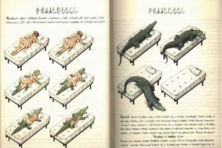 El indescifrable Codex Seraphinianus