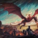 Danza de Dragones, de George R.R. Martin