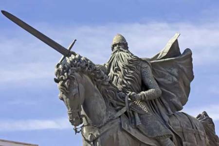 El Cantar de Mío Cid, ejemplo juglar