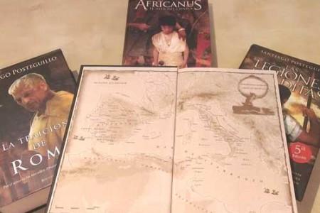 Trilogía de Escipión el Africano, de Santiago Posteguillo