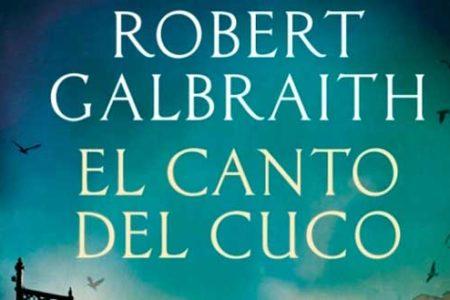 El canto del cuco, de Robert Galbraith