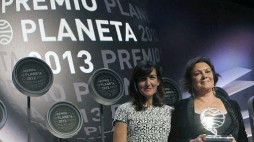 Ganadores del Premio Planeta 2013