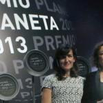 Clara Sánchez, ganadora del Premio Planeta 2013
