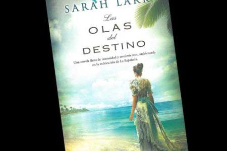 Las olas del destino, de Sarah Lark