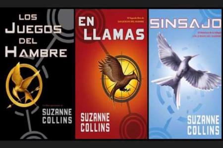 Trilogía de Los Juegos del Hambre, de Suzanne Collins