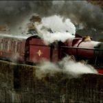 Anden 9 y 3/4, la magia del tren